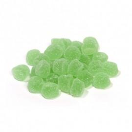 zachte groene gommetjes - 1 kg