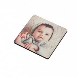vierkante magneet met foto