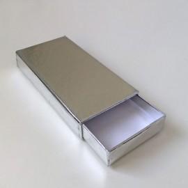 schuifdoosje zilver