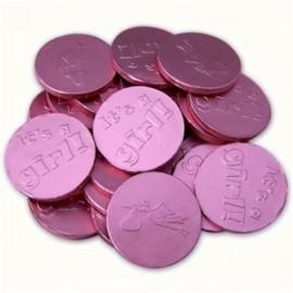 roze munten - 1 kg