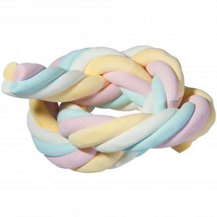 regenboog marshmallow 1 meter