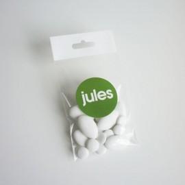 eurohole zakje + label