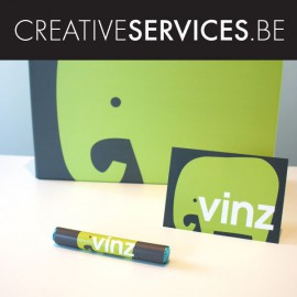 creativeservices.be ontwerp