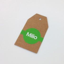 kraft prijskaartje + label