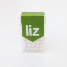 tic tac label