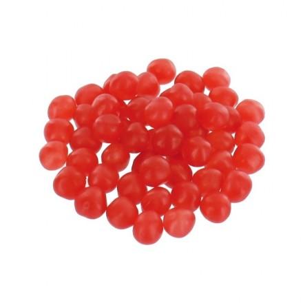 zachte snoepjes rood - 1 kg
