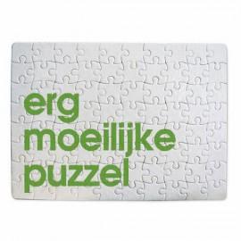 puzzel met je eigen tekst